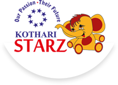 Play School and Activity Centre for Toddlers, Kothari Starz Mumbai.